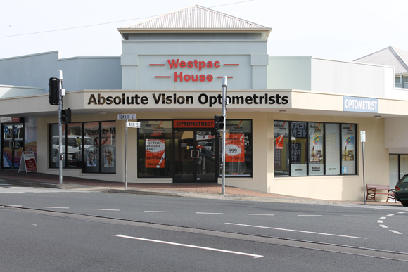Absolute Vision, Optometrists Nambour